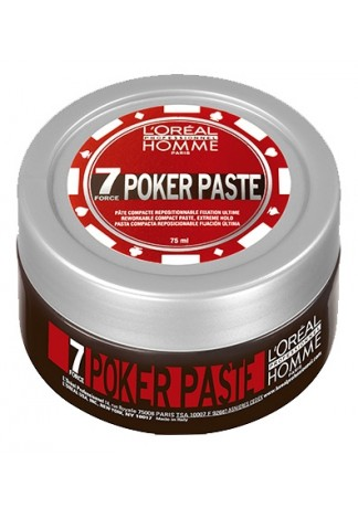 Паста Покер Homme, 75 мл