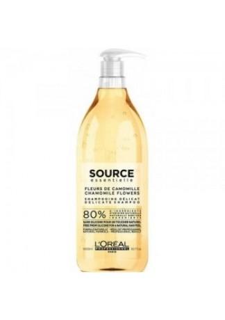 Delicate Shampoo Шампунь для Чувствительной Кожи Source Essentielle, 1500 мл