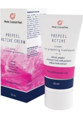 Medic Control Peel Крем для Лица и Тела Prepeel Active, 50 мл