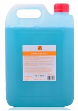 Nirvel Professional Шампунь для Всех Типов Волос SHAMPOO HERBAL+, 5000 мл