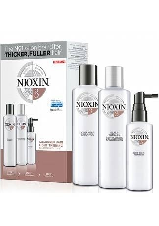 NIOXIN System 3 Kit XXL- Набор (Система 3), 300/300/100 мл