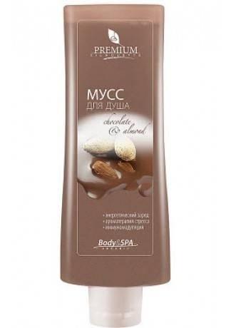Мусс для Душа Chocolate&Almond, 200 мл