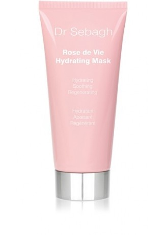 Увлажняющая маска Роза жизни Rose de Vie Hydrating Mask, 100 мл