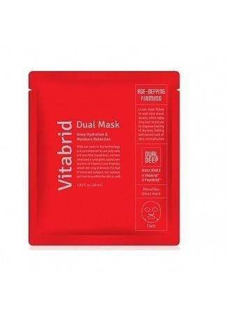 Vitabrid-C12 Маска для Лица Vitabrid C12 Dual Mask Age-defying&Firming