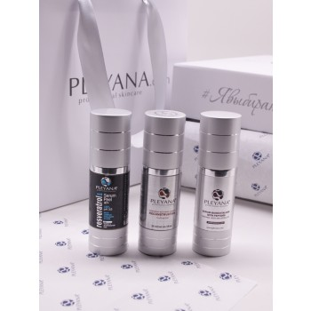 Комплекс Home Skin Care Set  #3 Pleyana, 3*30 мл