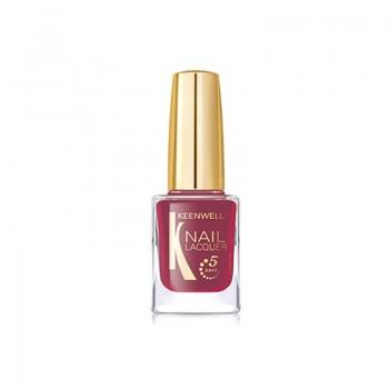 Лак Nail Lacquer для Ногтей №9 (Скарлет Брусничный (глянец)), 12 мл