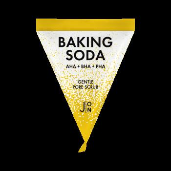 Скраб Baking Soda Gentle Pore Scrub с Содой, 1 шт*5г
