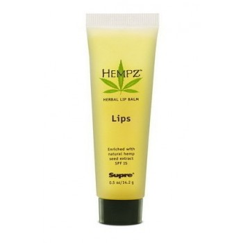 Бальзам Lip balm SPF 15 для Губ, 14гр