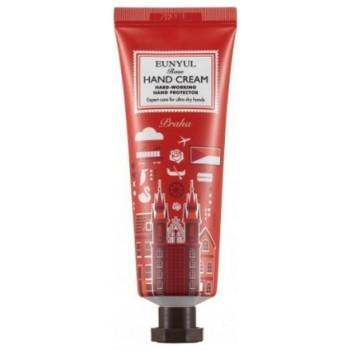 Крем Rose Hand Cream Praha для Рук с Экстрактом Розы Прага, 50г