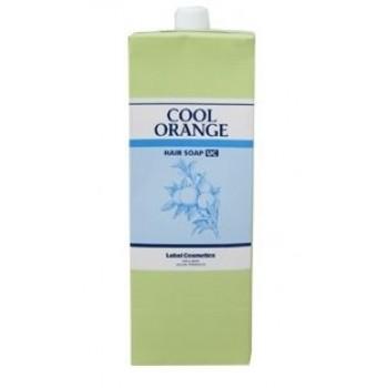 Шампунь Cool Orange Uc Hair Soap Ультра Холодный Апельсин, 1600 мл