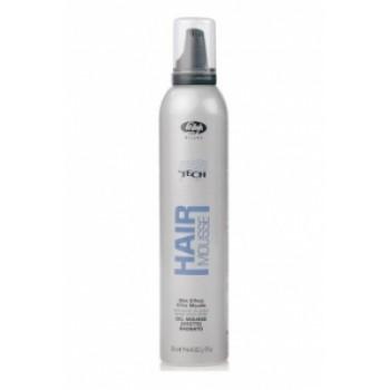 Мусс-Гель High Tech Hair Gel Mousse Wet Effect для Укладки для Создания Эффекта Мокрых Волос, 300 мл