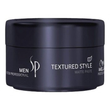 Паста Wella SP Men Textured Style для Укладки с Матовым Эффектом, 75 мл