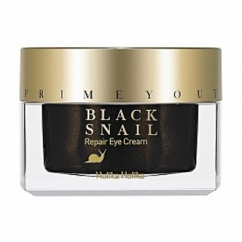 Крем Prime Youth Black Snail Repair Eye Cream для Глаз с Экстрактом Черной Улитки Восстанавливающий, 30 мл