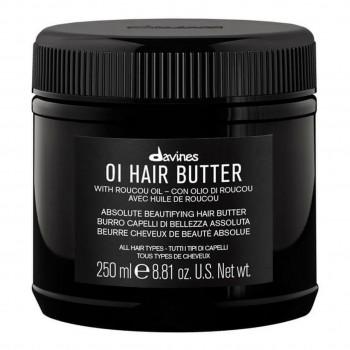 Масло Питательное для Абсолютной Красоты Волос OI Hair Butter, 250 мл