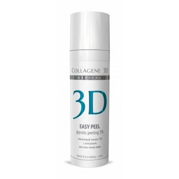 Гель-пилинг для лица с хитозаном на основе гликолевой кислоты 5% (pH 3,2) Easy Peel, 30 мл