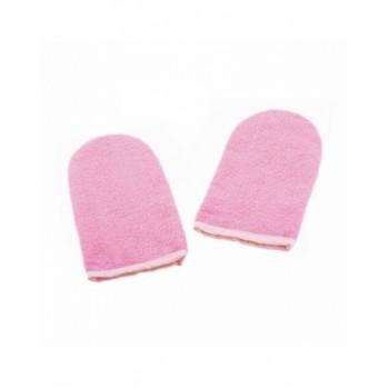 Утеплители Махровые для Рук Цвет: Розовый, 1 пара