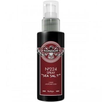 Спрей Sea Salt Spray для укладки волос Морская соль, 100 мл