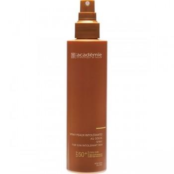 Спрей Spray for Sun Intolerant Skin Very high Protection Солнцезащитный для Чувствительной Кожи SPF 50+, 150 мл