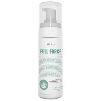 Мусс-Пилинг Full Force Mousse Peeling для Волос и Кожи Головы с Экстрактом Алоэ, 160 мл