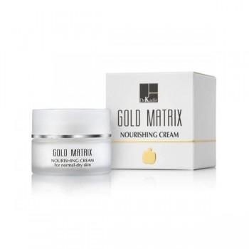 Крем для Нормальной/Сухой Кожи Голд Матрикс Gold Matrix Nourishing Cream For Normal/Dry Skin, 50 мл