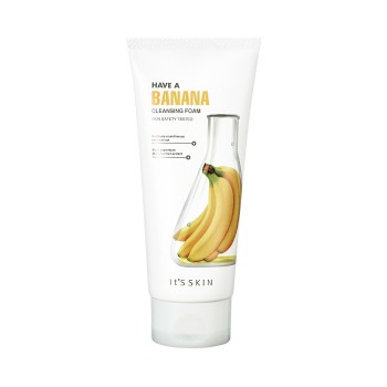 Пенка Have a Banana Cleansing Foam Очищающая с Бананом, 150 мл
