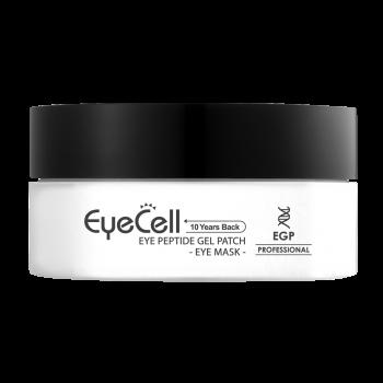 Патчи Eyecell Eye Peptide Gel Patch Пептидные Гелевые для Области вокруг Глаз, 60 шт