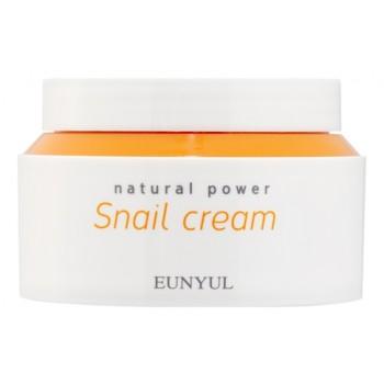 Крем Natural Power Natural Power Snail Cream с Муцином Улитки, 100г