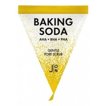 Набор Baking Soda Gentle Pore Scrub Скраба с Содой, 20 шт*5г
