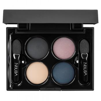 Тени Quattro Eyeshadow 632 для Век 4 Оттенка 2,4г