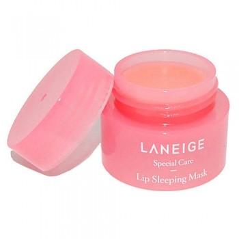 Маска Lip Sleeping Mask Mini Pink для Губ Ночная, 3 мл