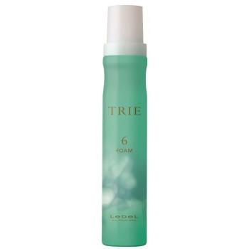 Пена Trie Foam 6 для укладки волос средней фиксации, 200 мл