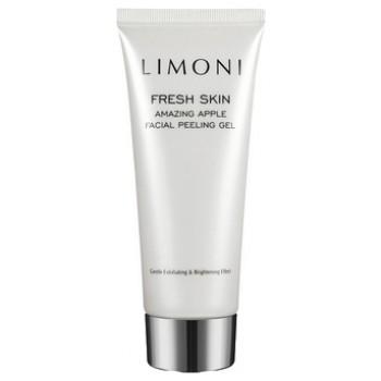 Гель-Скатка Fresh Skin Amazing Apple Facial Peeling Gel Отшелушивающий для Лица с Яблоком, 100 мл