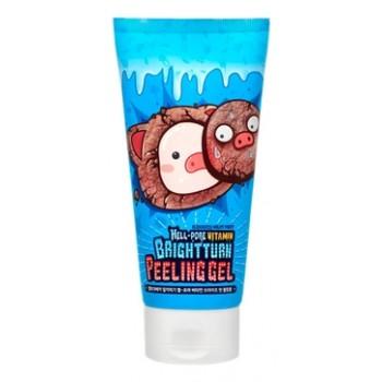 Гель-Пилинг Milky Piggy Hell-Pore Vitamin Brightturn Peeling Gel Витаминизированный для Лица, 150 мл