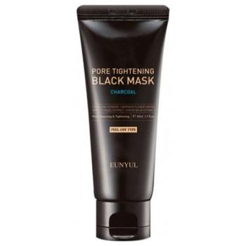 Маска-Пленка Pore Tightening Black Mask Сужающая Поры с Углем, 50 мл