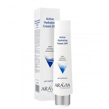 Крем Active Hydrating Cream 24H для Лица Активное Увлажнение, 100 мл