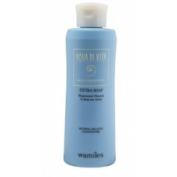 Мыло Aqua Di Vita Body Concentrate Extra Soap Wamiles Концентрированное Жидкое для Тела, 300 мл