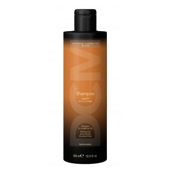 Шампунь DCM Shampoo for Curly and Frizzy Hair для Вьющихся и Кудрявых Волос с Экстрактом Бамбука, 300 мл