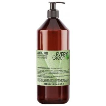 Шампунь Every Green Anti-Frizz Softening Shampoo для Вьющихся Волос, 1000 мл