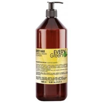 Шампунь Every Green Dry Hair Nutritive Shampoo для Сухих Волос, 1000 мл