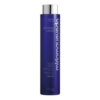 Шампунь Extreme Caviar Purifying Charcoal Shampoo для Глубокого Очищения с Углем и Экстрактом Черной Икры, 250 мл