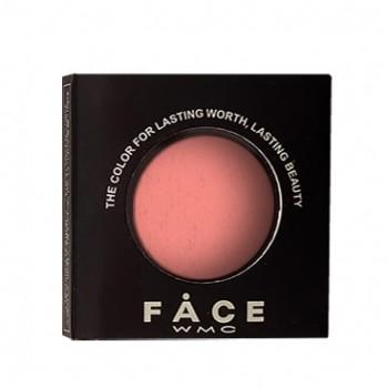 Тени Face The Colors для Век Цвет 025 Персиковый Матовый, 1,7г