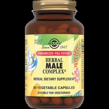 Комплекс Herbal Male Complex Травяной для Мужчин Капсулы №50