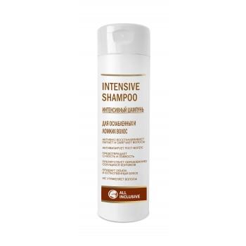 Шампунь Intensive Shampoo Интенсивный для Ослабленных и Ломких Волос, 250 мл