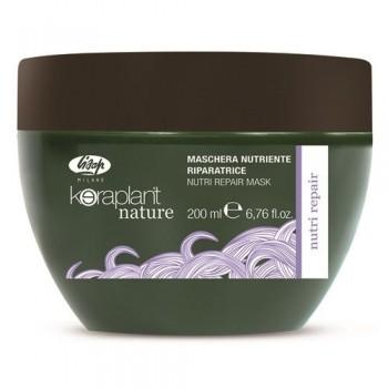 Маска Keraplant Nature Nutri Repair Mask Питательная Восстанавливающая для Волос, 200 мл