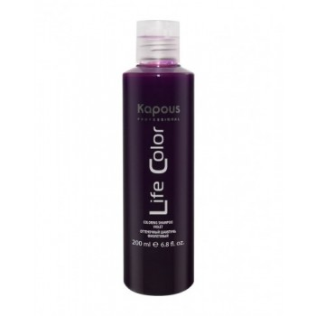 Шампунь Life Color Оттеночный для Волос Фиолетовый, 200 мл