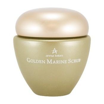 Пилинг Liquid Gold Golden Marine Scrub Золотой с морскими водорослями, 30 мл