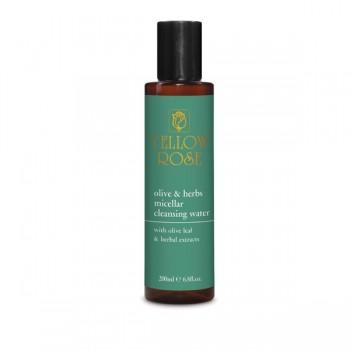 Вода Olive & HerbsMicellar Cleansing Water Очищающая Мицеллярная с Листьями Оливы, 200 мл