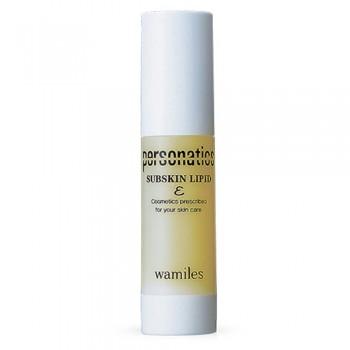 Масло Personatics SubSkin Lipid E Wamiles Косметическое для Специального Ухода Подкожные Липиды для сухой кожи, 25 мл