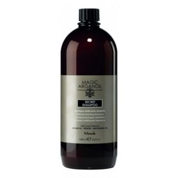 Шампунь Secret Shampoo Секретный Разглаживающий и Увлажняющий Магия Арганы, 1000 мл