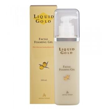 Liquid Gold Facial Foaming Gel